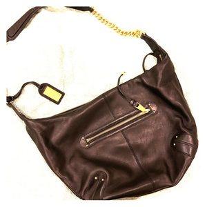 Badgley Mischka black purse